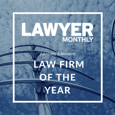 Admiralty and Maritime LAW FIRM OF THE YEAR