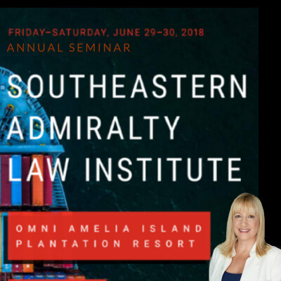 Southeastern Admiralty Law Institute Annual Seminar